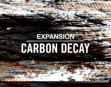 Native Instruments Maschine Expansion Carbon Decay Maschine WiN MacOSX