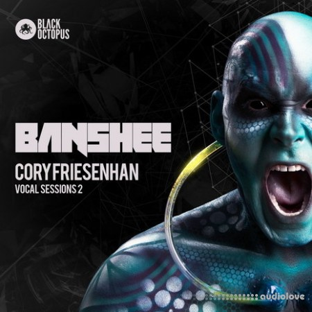 Black Octopus Sound Banshee Cory Friesenhan Vocal Sessions 2 WAV