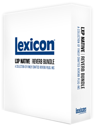 Lexicon LXP Native Reverb Bundle v1.2.1 MacOSX