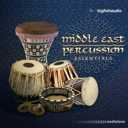 Big Fish Audio Middle East Percussion Essentials MULTiFORMAT