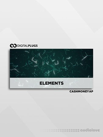 CashMoneyAp Elements (Drum Kit) WAV