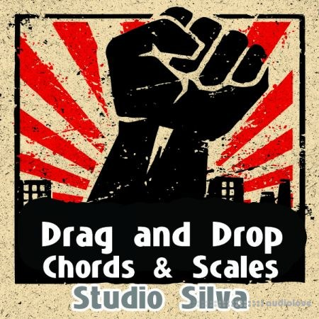 Studio Silva Drag and Drop Chords and Scales MiDi