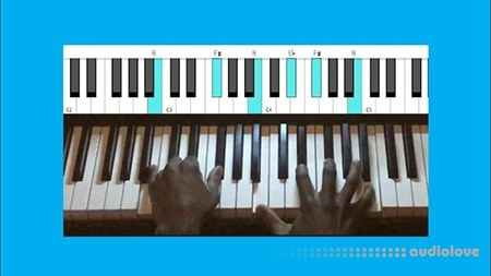 Udemy How to create unique/colourful Piano Chord Progressions TUTORiAL