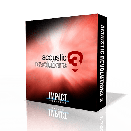 Impact Soundworks Acoustic Revolutions 3 WAV KONTAKT