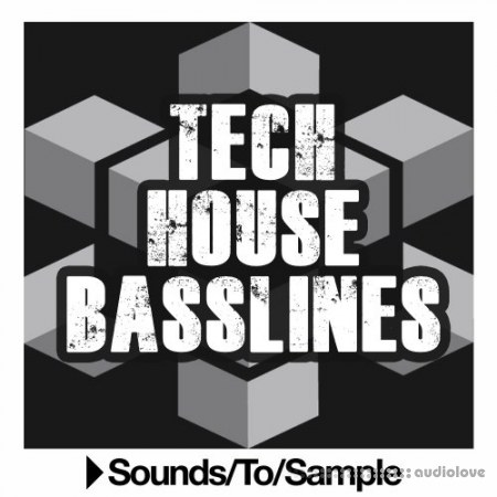 Sounds To Sample Tech House Basslines WAV MiDi