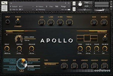 Vir2 Instruments Apollo Cinematic Guitars KONTAKT