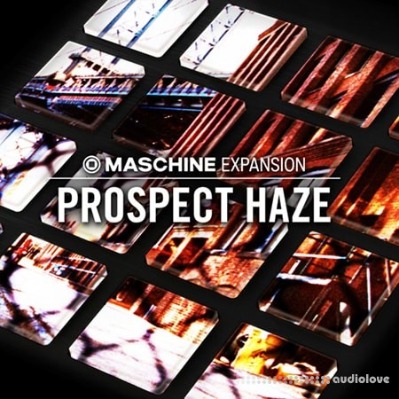 Native Instruments Maschine Expansion Prospect Haze v1.0.0 WiN MacOSX