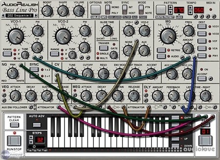 AudioRealism Bass Line 3 v3.0.3 WiN MacOSX