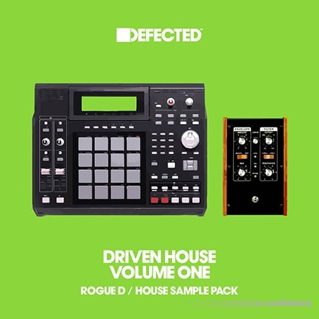 Defected Driven House Vol.1 Rogue D MULTiFORMAT