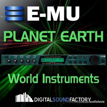 Digital Sound Factory E-MU Planet Earth KONTAKT