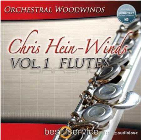 Best Service Chris Hein Winds Vol.1 Flutes KONTAKT