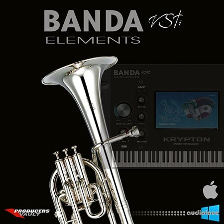 Producers Vault Banda Elements v1.1 x86 x64 WiN