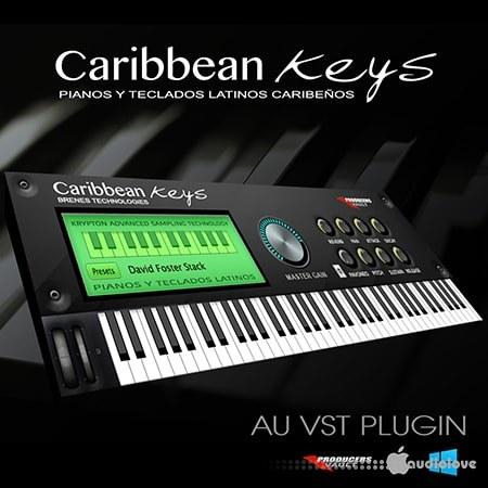Producers Vault Caribbean Keys v1.0 VSTi x86 WiN