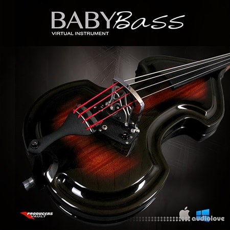 Producers Vault Baby Bass v1.1 VSTi x86 x64 WiN