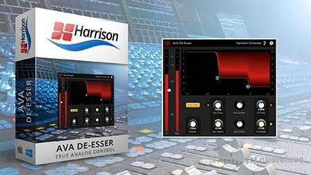 Harrison AVA De-Esser v1.0.1 WiN MacOSX