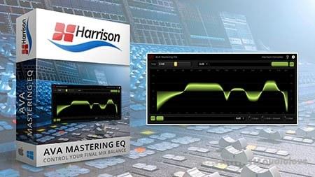 Harrison AVA Mastering EQ v1.2.1 WiN