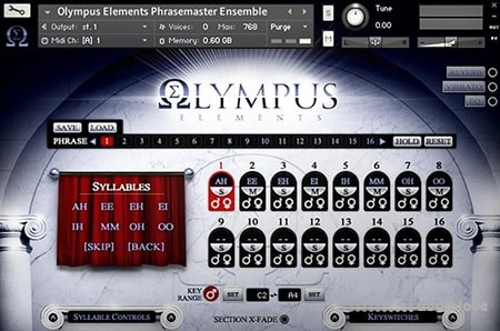 Soundiron Olympus Elements v1.5 Player Edition KONTAKT