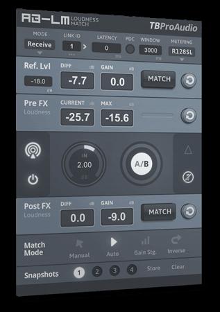 TBProAudio AB_LM v1.5.1 / v1.4.3 WiN MacOSX