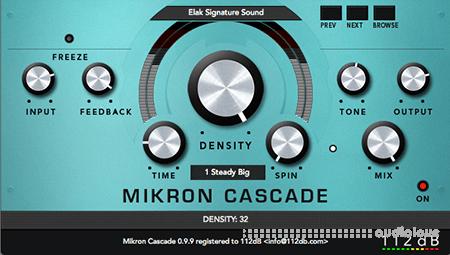 112dB Mikron Cascade v1.0.3 WiN