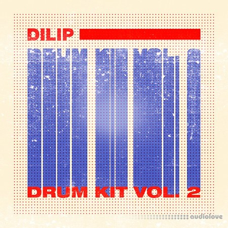 Yungdilip Dilip Drum Kit Vol.2 WAV