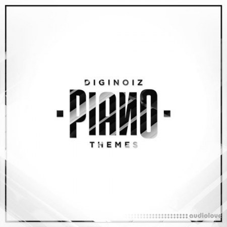 Diginoiz Piano Themes ACiD WAV