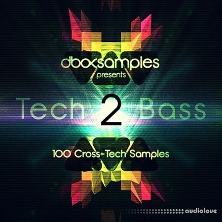 dboxsamples Tech Bass 2 ACiD WAV