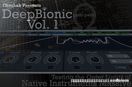 OhmLab Deep Bionic Vol.1 Synth Presets