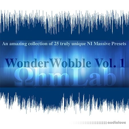 OhmLab WonderWobble Vol.1 Synth Presets