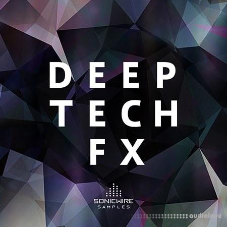 Sonicwire Deep Tech FX WAV