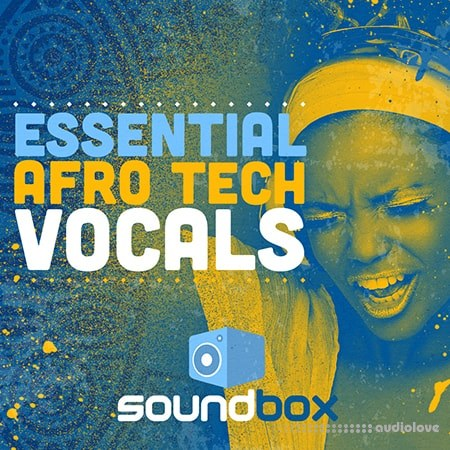 Soundbox Essential Afro Tech Vocals WAV