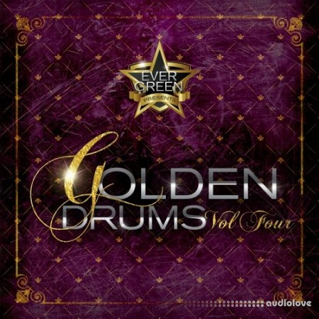 Evergreen Golden Drums Vol.IV WAV