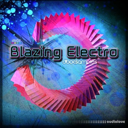 dboxsamples Blazing Electro WAV