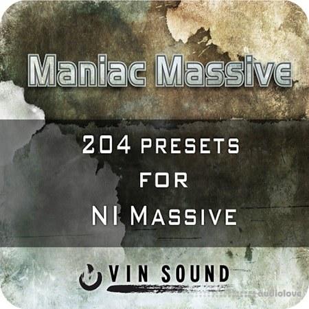 Vin Sound Maniac Massive KONTAKT Synth Presets