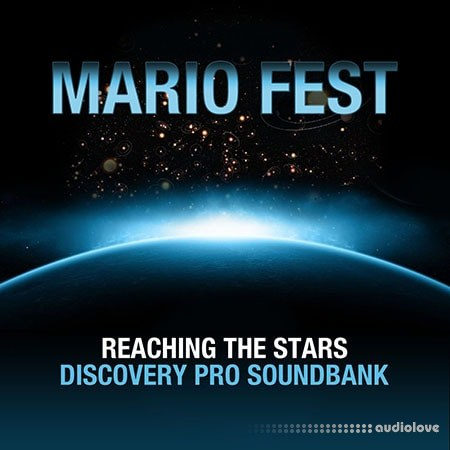discoDSP Mario Fest Reaching The Stars Synth Presets