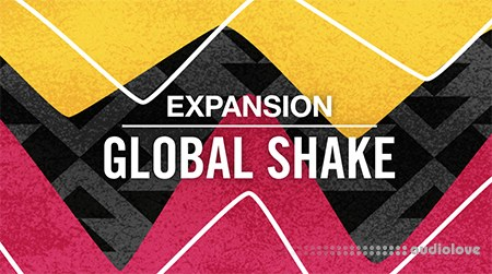 Native Instruments Maschine Expansion Global Shake v1.0.1 WiN MacOSX