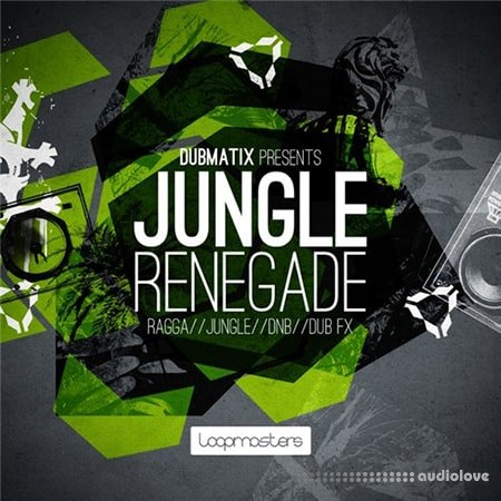 Loopmasters Dubmatix Presents Jungle Renegade MULTiFORMAT