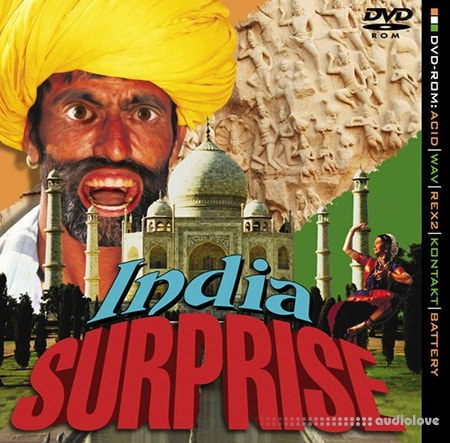 Discovery Sound India Surprise ACiD WAV