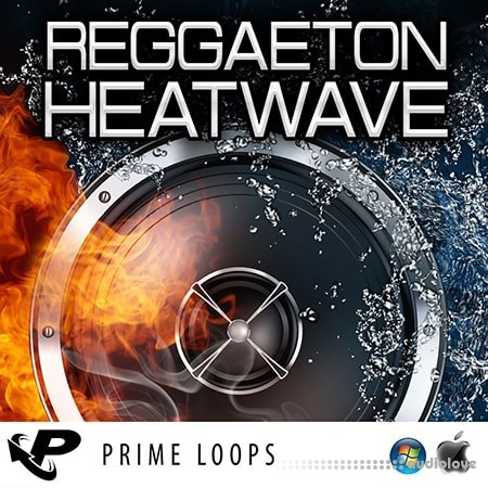 Prime Loops Reggaeton Heatwave ACiD WAV REX AiFF
