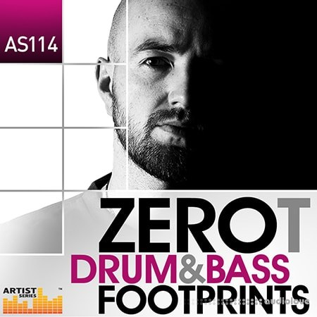 Loopmasters Zero T Drum Bass Footprints MULTiFORMAT