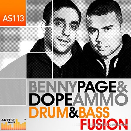 Loopmasters Benny Page Dope Ammo Drum Bass Fusion MULTiFORMAT