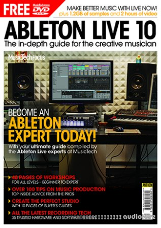 Music Tech Focus Ableton Live 10 2018 PDF