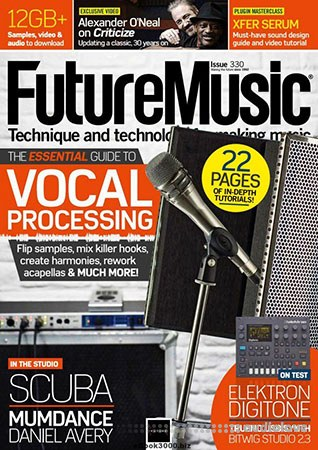 Future Music May 2018 PDF