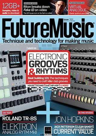 Future Music June 2018 PDF