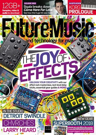 Future Music July 2018 PDF