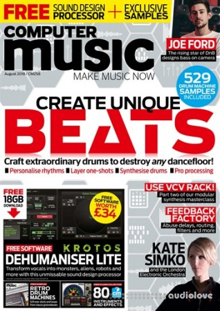 Computer Music August 2018 PDF