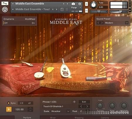 Native Instruments Discovery Series Middle East v1.0.0 KONTAKT
