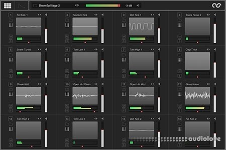 AudioSpillage Drum Spillage v2.0.7 MacOSX