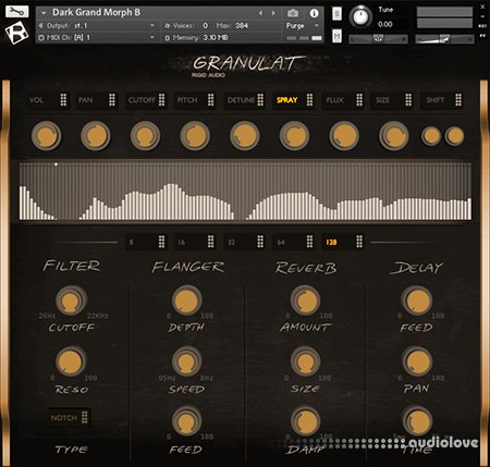 Rigid Audio Granulat v1.1 KONTAKT