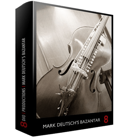 8Dio Productions Mark Deutschs Bazantar KONTAKT