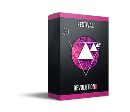 Evolution Of Sound Festival Revolution Vol.2 WAV MiDi Synth Presets